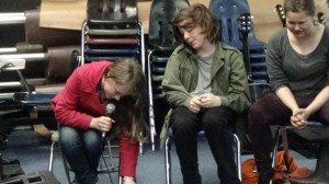 Harmonica workshop with Mike Stevens (Queen Charlotte)